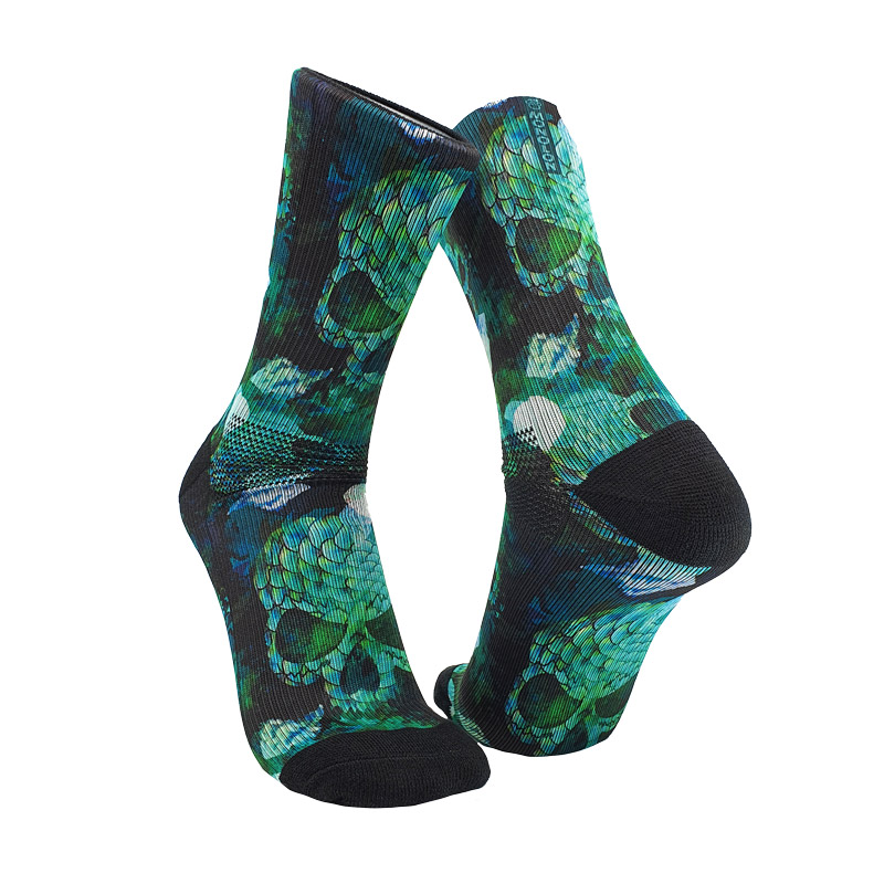 Calcetines para ciclismo y running Snake