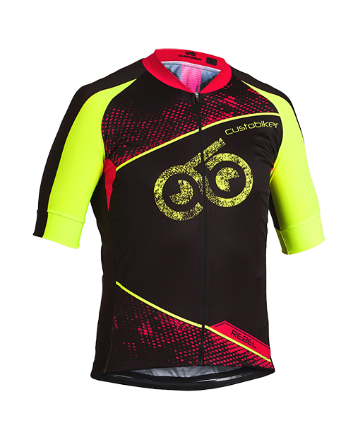 MAILLOT REBEL FRONTAL