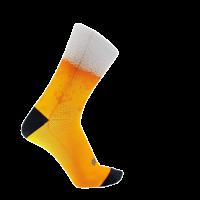 Calcetines para ciclismo y running. Tecnicos-de-diseno cerveza alta calidad para correr y bicicleta cervezas