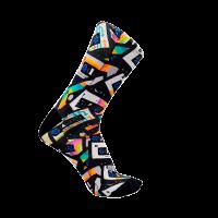 Calcetines para ciclismo casettes retro running. Tecnicos-de-diseno alta calidad para correr y bicicleta