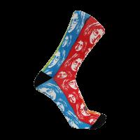 Calcetin de ciclismo diseño Monolon Lennon