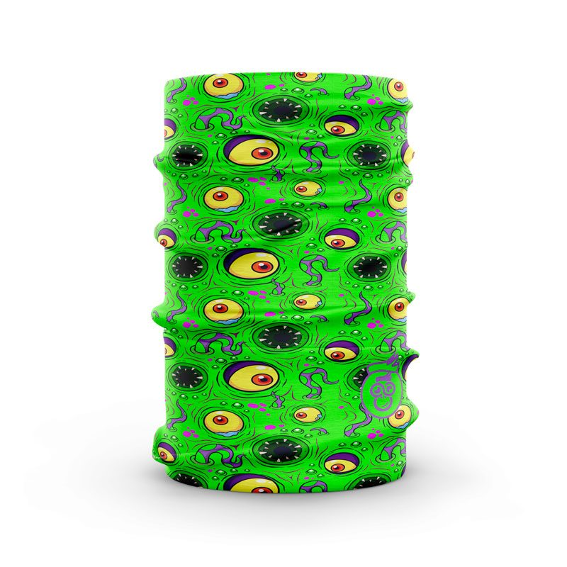 braga-tubular-buff-Monolon-EVIL-verde