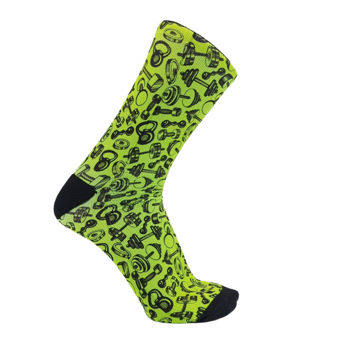 Calcetines técnicos de gimnasio crossfit