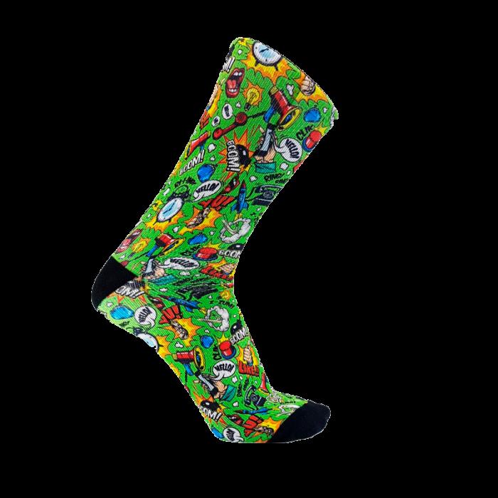 calcetines-pop-art-divertidos-modelo-wow
